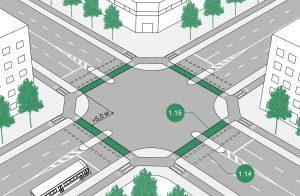 МВО подготовило предложения к техническим нормам. Какой должна быть велоинфраструктура в Беларуси с точки зрения велосипедистов?