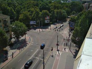 Инфраструктура в Украине: перекрёстки, велополосы и зонирование улиц