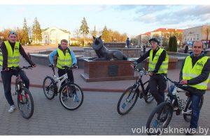 В Волковыске создадут координационный совет, который займется развитием велодвижения города и района