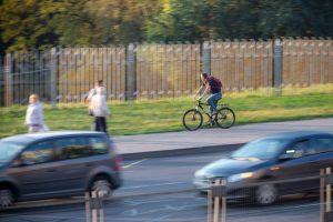 Эксперимент. Что полезнее: ездить на велосипеде по городской улице или вообще от него отказаться?