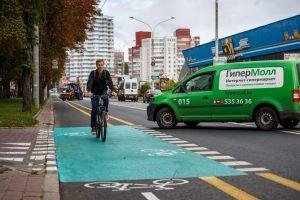 Брест – лидер развития велодвижения в Беларуси?