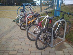 Популярны ли велопарковки у станций метро?