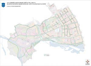 ПДП «Детальный план исторической части г. Бреста, включая мемориальный комплекс «Брестская крепость-герой»