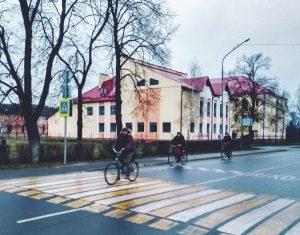 Как Давид-городок обзавелся велосипедной сетью?