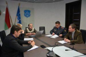 Обсуждение будущего велодвижения в Бресте состоялось в горисполкоме