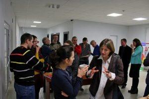 В Бресте заработал первый «Экокластер», который открыли две волонтёрские организации «Время Земли» и «За вело Брест»