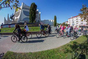 В Гродно приняли Концепцию развития велосипедного движения до 2030 года