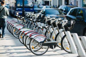 Весной в Гродно запустят мобильный велопрокат (байкшеринг)