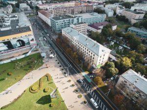 Структуризация улиц, создание Департамента транспорта и экономические меры воздействия. Какие еще новшества предлагает НИЦ ДД?