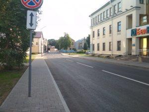 Можно ли доказать, что установленный на тротуаре столб не соответствует нормам?