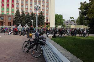 Тендер на разработку Концепции развития велосипедного движения для Гомеля