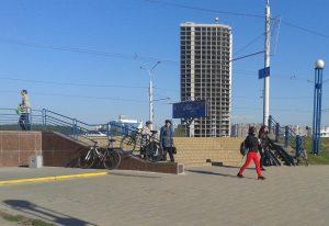 Около станций метро «Немига» и «Борисовский тракт» появятся велосипедные парковки