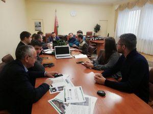 Готов концепт-план организации велодвижения в центре Могилева