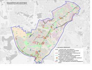 В Московском районе появился свой план развития велоинфраструктуры