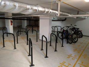 Инициатива комитета «Минскгоримущество»: минчанам предложат хранить велосипеды в неиспользуемых подвалах