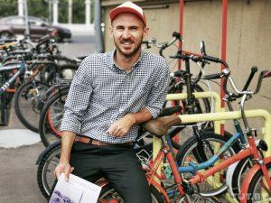 Вы спрашиваете — мы отвечаем: какой работой занимается велосипедный офицер Минска