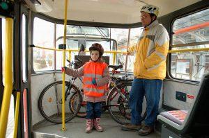 Минтранс решил убрать велосипеды из списка запрещенных для перевозки в общественном транспорте предметов и веществ