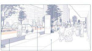 NACTO: Каким будут города в эпоху беспилотного транспорта и останутся ли в них велосипедисты