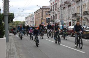 Найдется ли место для велополосы на ул. Советской в Гомеле?