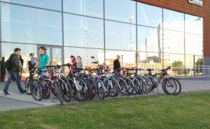 Предложения МВО по развитию велоинфраструктуры во Фрунзенском районе Минска