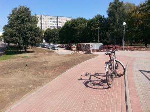 Анализ проекта парковой велодорожки на ул. Восточной в Минске