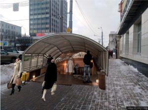 В Гомеле собирают подписи против строительства нового подземного перехода